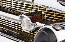 1957 Chevy Bel Air Grille Headlight