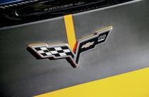 2007 Chevrolet Corvette Racing Flag 1