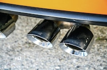 2007 Chevrolet Corvette Exhaust