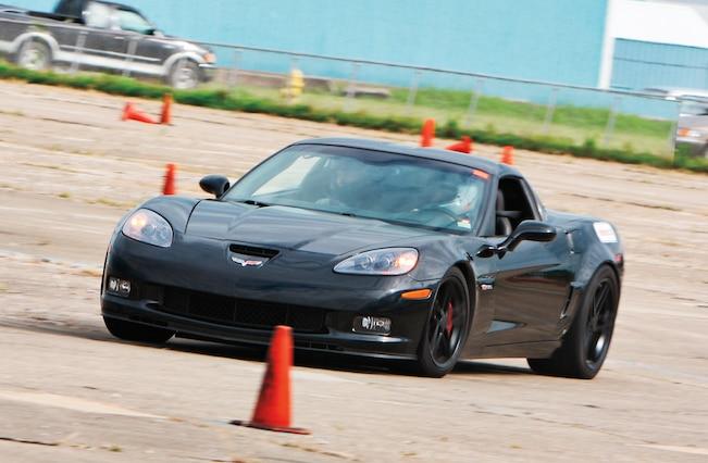 2008 Corvette Z06 Project Track Attack Power Adders