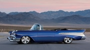 1957 Chevy Custom - Project American Heroes