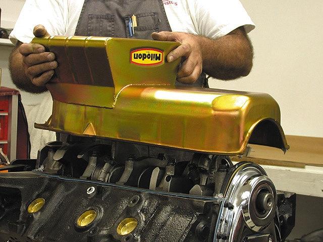 Chevrolet 406 Big Block - Chevy High Performance
