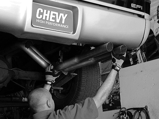 Late-Model TBI Trucks Power Upgrades - Tech Article - Chevy