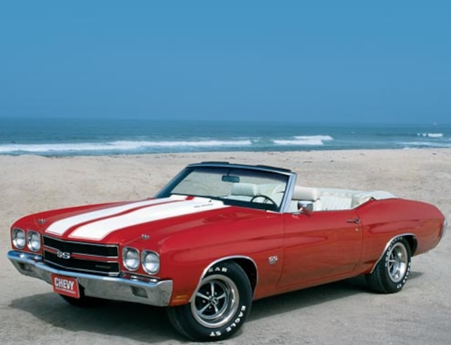 1970 Chevelle Ss Convertible Featured Vehicles Chevy High