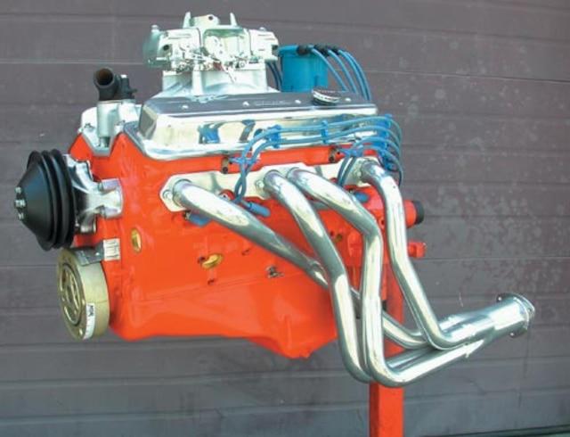 Budget Vortec Head Cam 355 Build - Tech Article - Chevy High