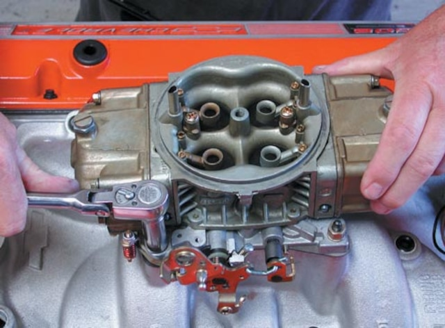 502 CI Engine Build - Tech Article - Chevy High Performance