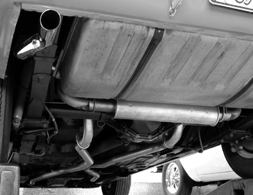 Chevrolet Camaro Exhaust Systems - Tech Article
