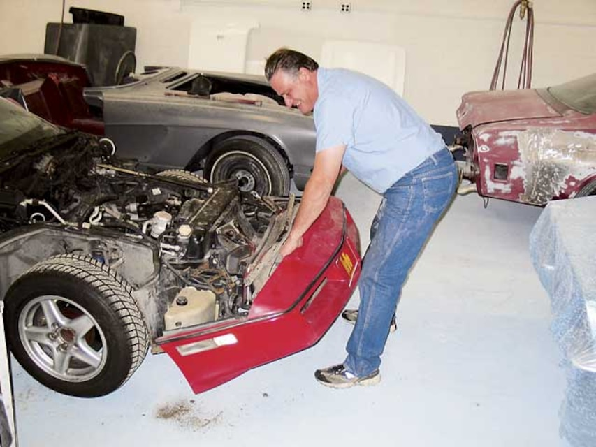 Bumper Crop C4 Corvette - Tech Articles - Vette Magazine