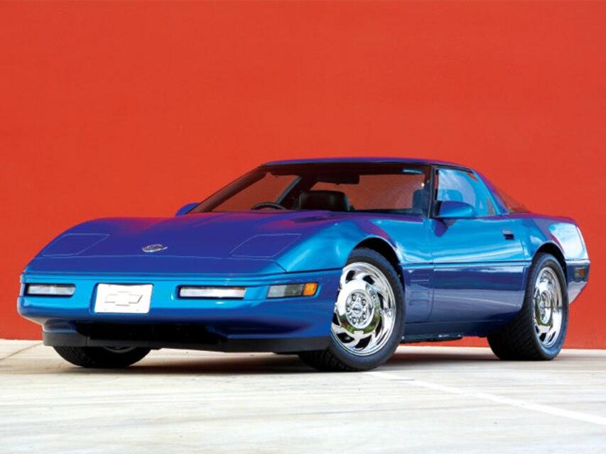 1990 Chevrolet Corvette - C4 Coupe From Down Under - Vette Magazine