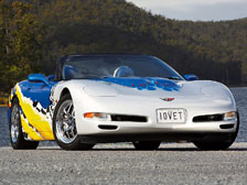 1998 Chevrolet Corvette Convertible - Bright Idea