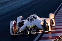 2014 Chevrolet Chaparral 2X Vision Gran Turismo Concept Front End 03