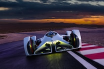 2014 Chevrolet Chaparral 2X Vision Gran Turismo Concept Front End Light