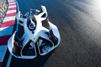 2014 Chevrolet Chaparral 2X Vision Gran Turismo Concept Front End Static