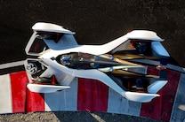 2014 Chevrolet Chaparral 2X Vision Gran Turismo Concept Top View 02