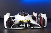 Chevrolet Chaparral 2X Vision Gran Turismo Front View 2