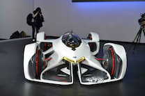 Chevrolet Chaparral 2X Vision Gran Turismo Front View