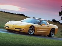 Vemp 0803 Pl 2004 Chevrolet Corvette Driver Side View