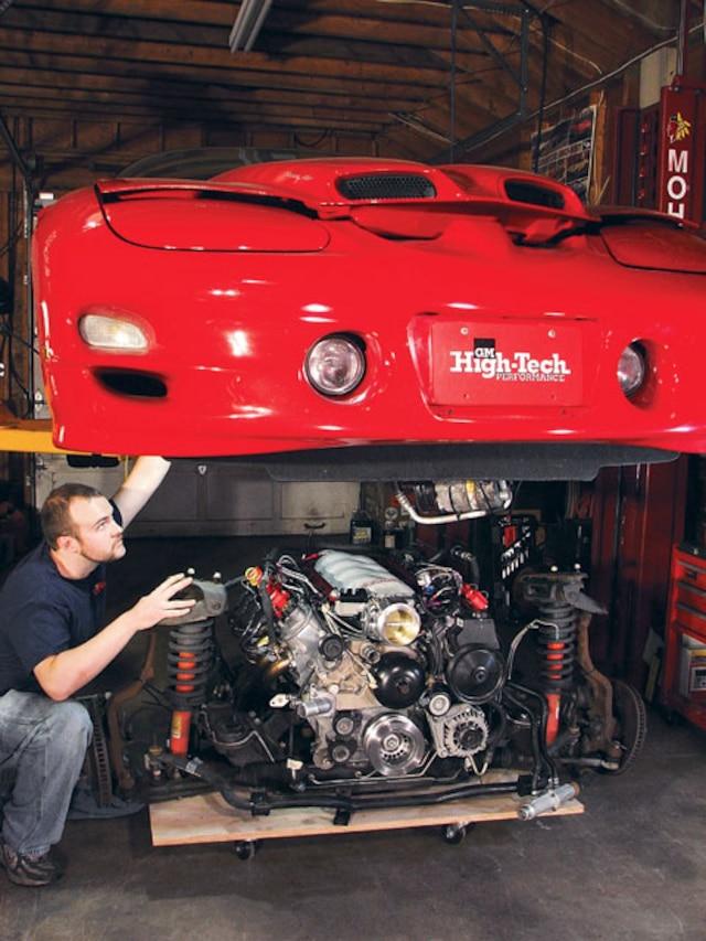 LS Engine Build Part 3 - GM High-Tech Performance Magazine