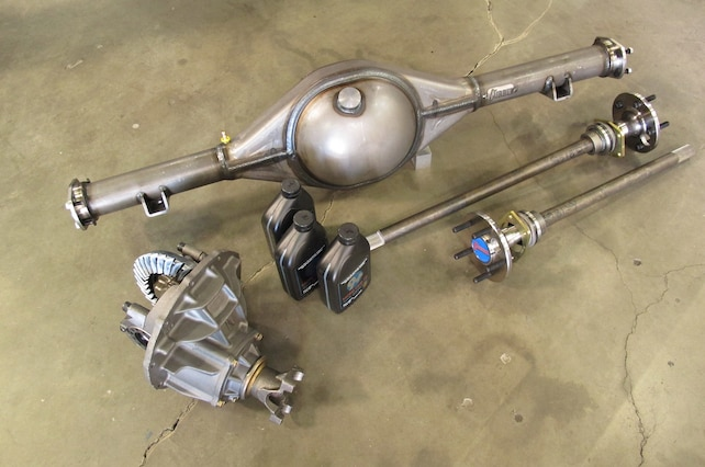 Chevy 9 Inch Rearend Swap Currie Rearend Components