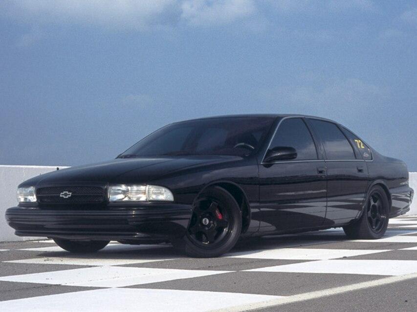 1996 Chevy Impala - GM High Tech Performance Magazine