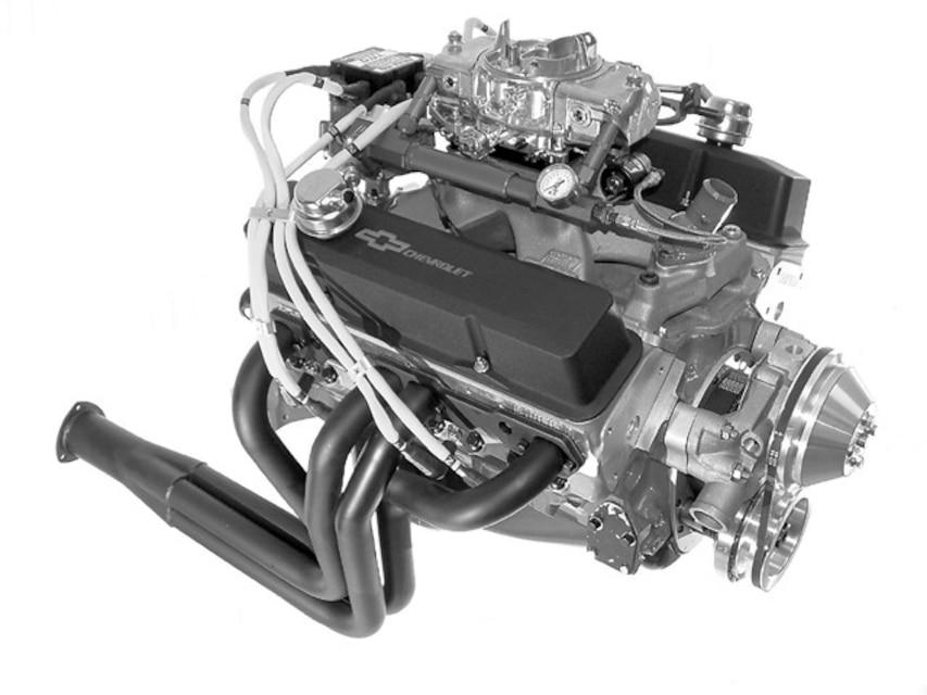 Edelbrock Air Gap Performer Intake Manifold