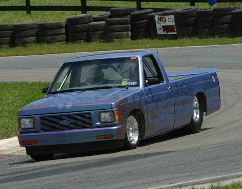 Pro Street Chevrolet S-10 - Featured Vehicles - Chevy High