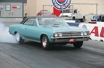 1967 Chevrolet Chevelle Amd Ss396 Burnout