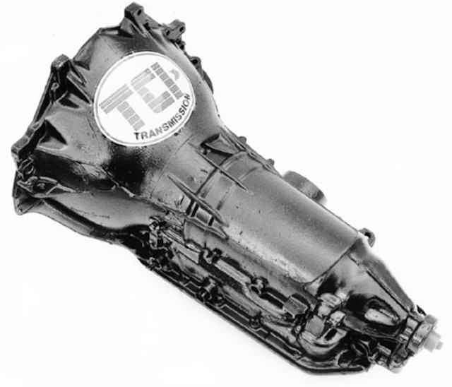 TH200-4R Transmission Swap - Tech Article - Chevy High Performance