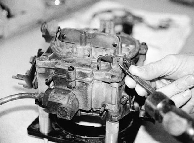 Rochester Quadrajet Carburetor - Tech Article - Chevy High