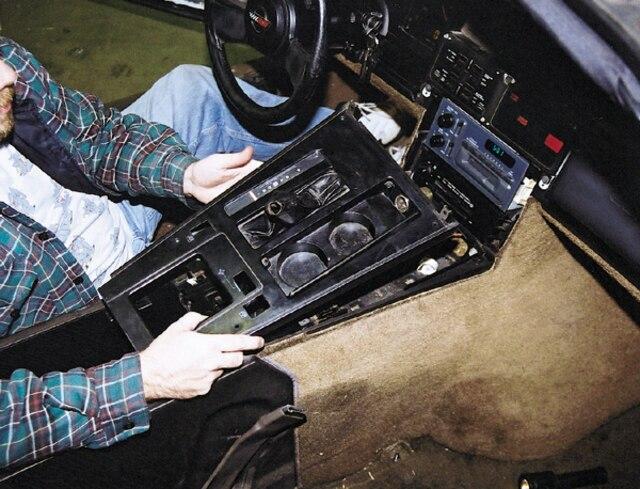 Corvette C4 Interior Upgrade - Tech Articles - Vette Magazine