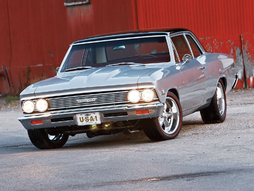 1966 Chevrolet Chevelle 300 - Big-Block '66 Sedan - Super