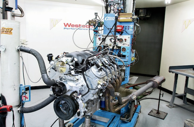 Stock Ls3 Engine