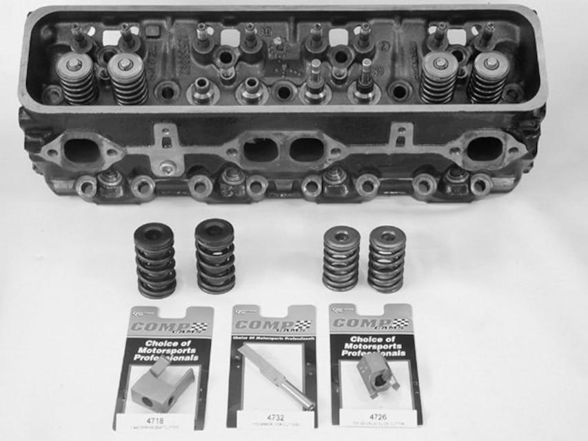 Vortec Cylinder Heads Valve Lift - Tech Article - Chevy High