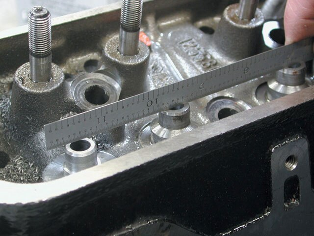 Vortec Cylinder Heads Valve Lift - Tech Article - Chevy High