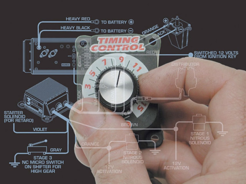 Nitrous Oxide Controls - Tech Article - Chevy High ... on