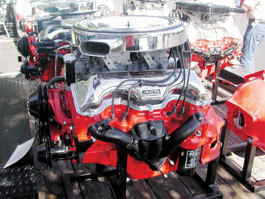 348 And 409 W-Engines - Chevy's First Big-Blocks - Super