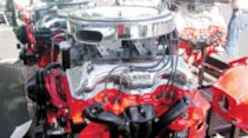 Sucp 0801 Pl Big Block Chevy Engines 409W Engine