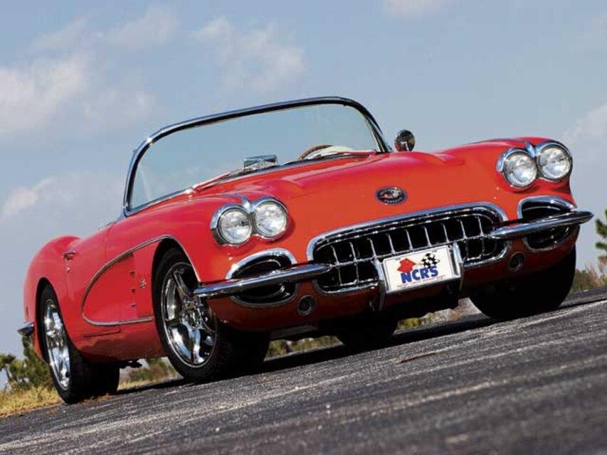2006 Best Chevrolet Corvette Repair Shops, Restorations, Sales