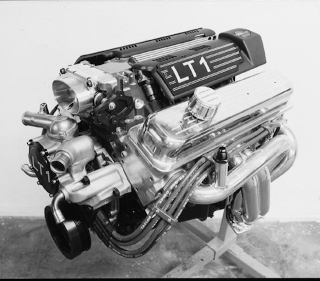 500 HP NA LT1 Engine - Tech Article - Chevy High Performance