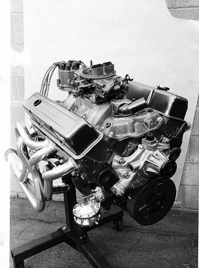 Chevrolet Small Block Combinations - Chevy High Performance