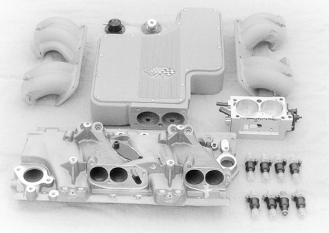 Chevrolet Corvette C4 TPI Upgrades - Tech Articles