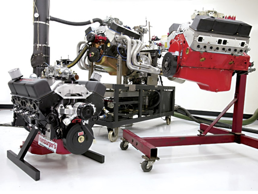 Building Small Block Chevy Engines - Chevy High Performance