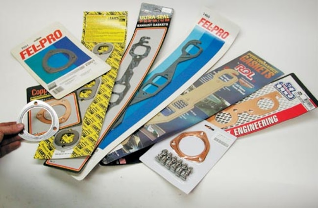 Header & Exhaust Gaskets - Tech Article - Chevy High
