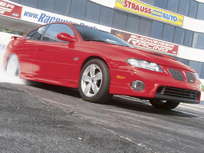 2005 Pontiac Gto Feature Gm High Tech Performance