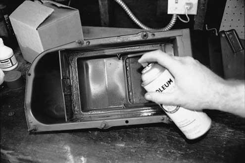Rebuilding Your Heater Box - Tech Article