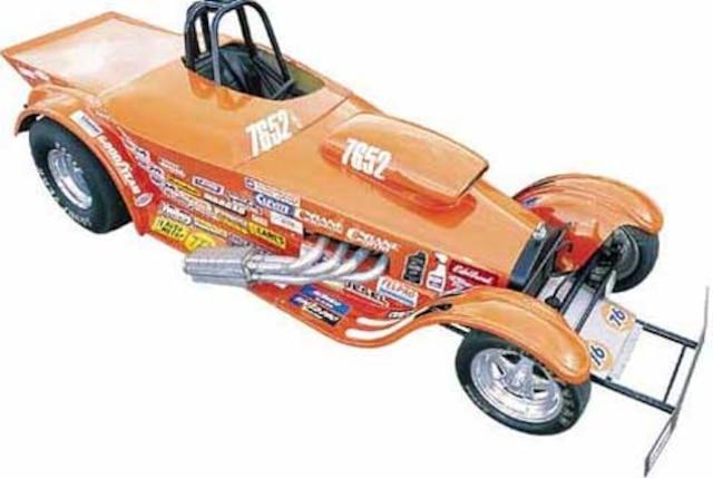 NHRA Super Gas World Finals Winner - Featured Vehicles