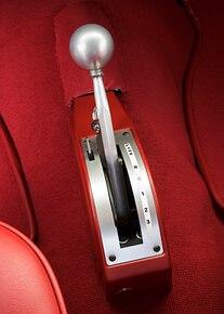 1970 Chevrolet Nova Shifter