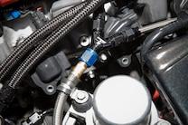 2014 Corvette 427 LT1 Weapon X Nitrous Engine Detail