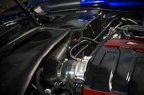 2014 Corvette 427 LT1 Weapon X Nitrous Engine Closeup