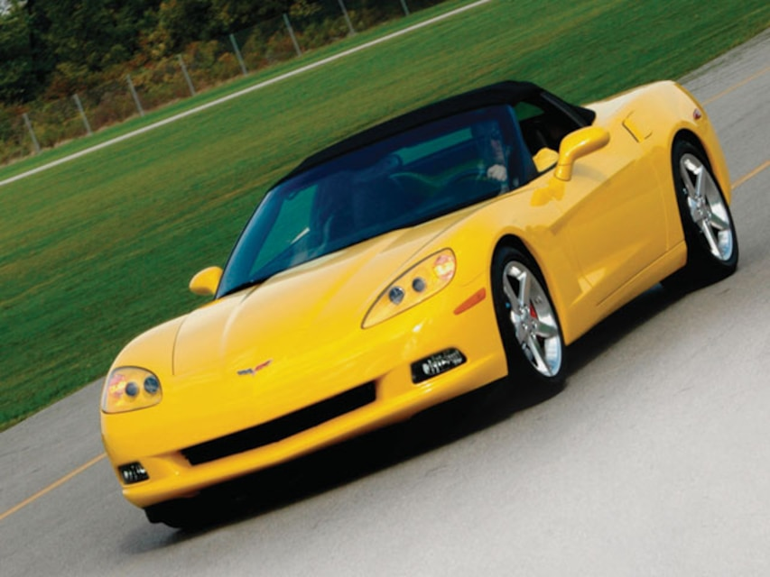 C6 Corvette Twin Turbo System - Vette Magazine